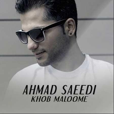 دانلود آهنگ احمد سعیدی بنام خوب معلومه