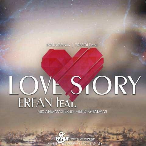 دانلود آهنگ عرفان بنام داستان عشق