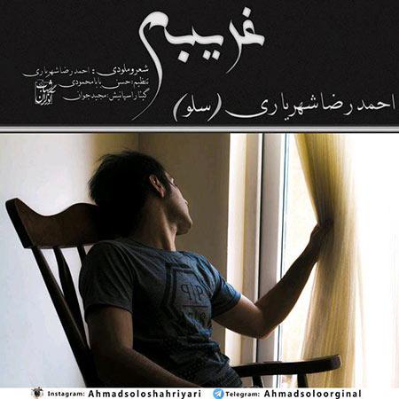 دانلود آهنگ جدید احمد سلو به نام غریبم