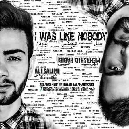 دانلود اهنگ جدید مهرشید حبیبی و علی سلیمی به نام مثل هیچکس نبودم