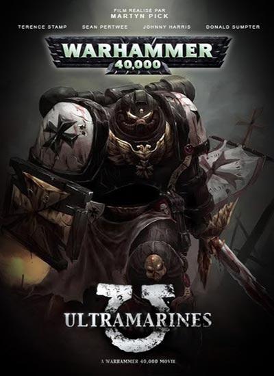 دانلود انیمیشن سربازان امپراطور – Ultramarines A Warhammer 40000 Movie با دوبله فارسی