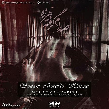 دانلود آهنگ جدید محمد پریش به نام صدام گرفته هرزه