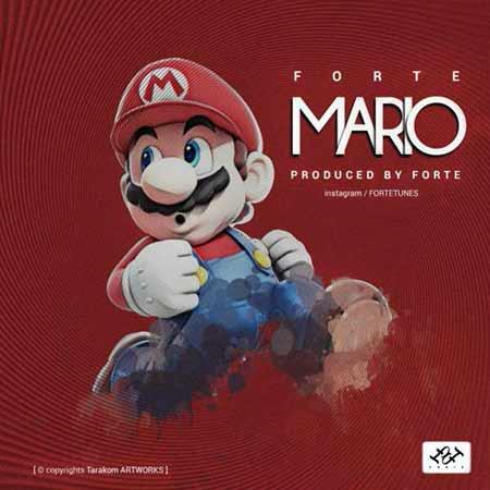 دانلود آهنگ جدید فورته بنام ماریو