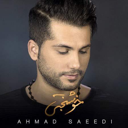 دانلود آهنگ جدید احمد سعیدی بنام خوشبختی