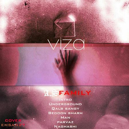 دانلود آلبوم جدید ای اس فمیلی به نام ویزا