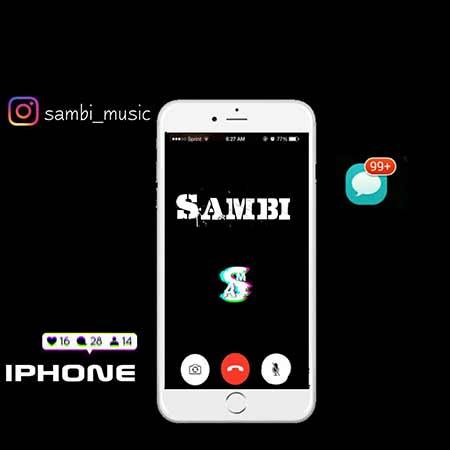 دانلود آهنگ جدید سامبی به نام آیفون