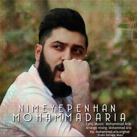 دانلود آهنگ جدید محمد آریا به نام نیمه ی پنهان