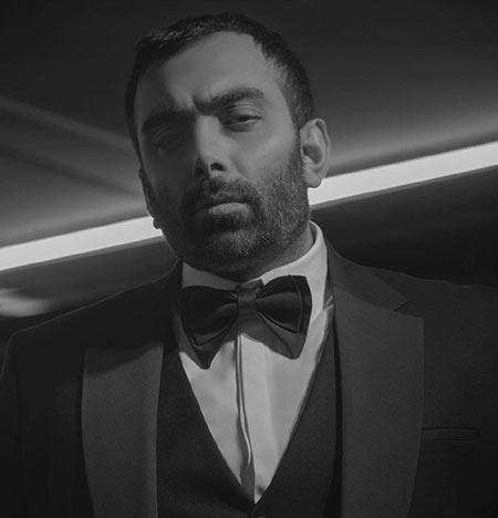 دانلود آهنگ جدید مسعود صادقلو به نام فره موهاش